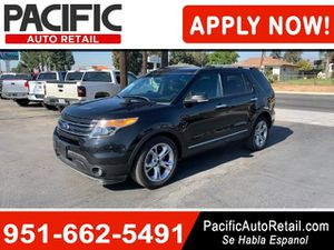 2013 Ford Explorer for Sale in Jurupa Valley, CA