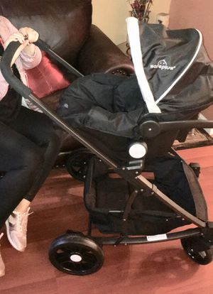 Stroller with car seat for Sale in Charlotte, NC