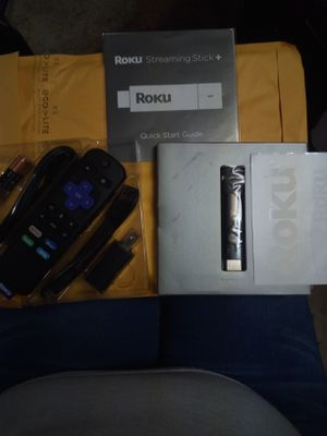Roku streaming stick for Sale in Pensacola, FL