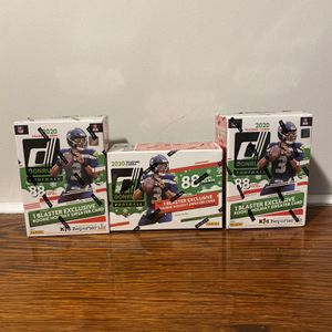 2020 Panini Donruss Football Holiday Blaster for Sale in Red Lion, PA