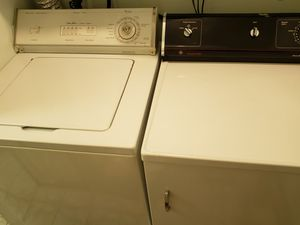Washer and Dryer! Need gone ASAP! for Sale in Hialeah, FL