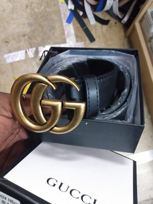 Designer belts $50 for Sale in Arlington, TX