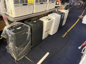 70 pint DEHUMIDIFIER WITH SUB-PUMP NEW for Sale in Baltimore, MD