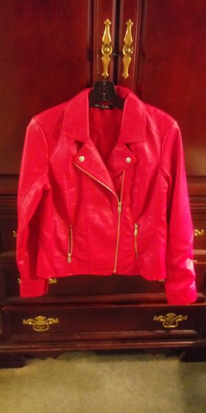 Leather Jacket for Sale in Lake Alfred, FL