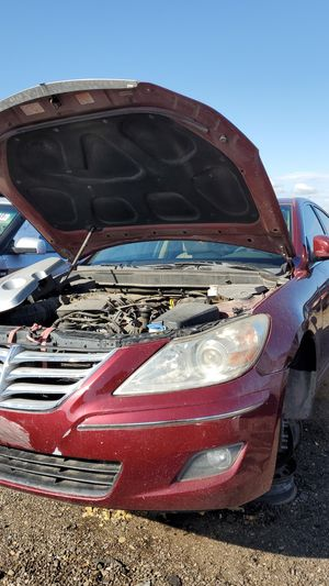 09 Hyundai Genesis- Parting out only for Sale in Mesa, AZ