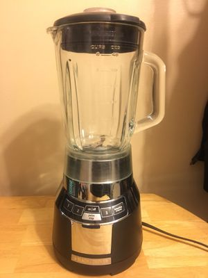 Black and decker blender for Sale in Simi Valley, CA