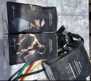 Upowex U-Powex Resistance Bands 1 set for Sale in Lynwood, CA