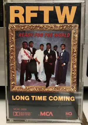 Ready For The World Vintage R&B MCA for Sale in Clovis, CA