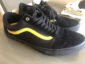Vans bmx shoes men's size 13 for Sale in Greenwood, IN