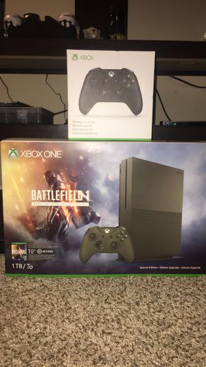 Xbox One S - 1TB for Sale in Apex, NC
