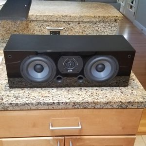 Polk Audio LsiC Center Channel Speaker (Excellent Condition) for Sale in San Diego, CA