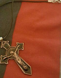 Men's fashion cross Necklace for Sale in Riverside,  CA