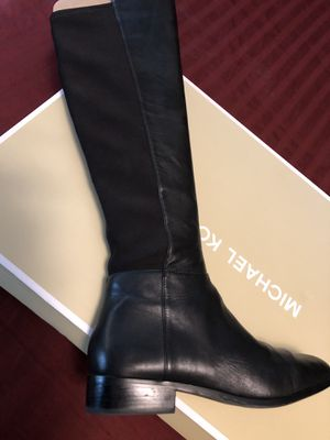 Michael Kors Bromley Riding Boots for Sale in Hiram, GA