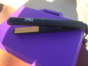 """Pro beauty 1""""hair straightener/flat iron for Sale in Taylorsville, UT"""