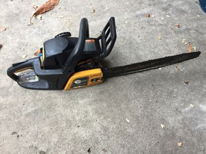 Gas chainsaw for Sale in San Diego, CA