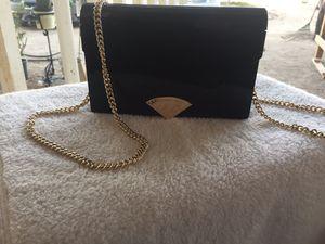 Michael kors Barbara Black Envelope Clutch for Sale in Phelan, CA