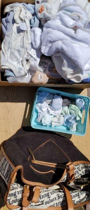 Baby Boy Bundles Obo for Sale in Industry, CA
