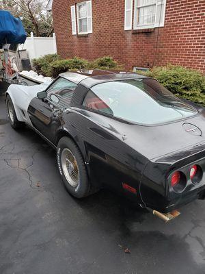 1980 Chevy Corvette for Sale in Carteret, NJ