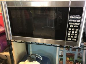 Used Hamilton Beach Microwave for Sale in Durham, NC