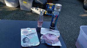 Bath bomb, face mask, body spray, and kitty girl perfume for Sale in Auburn, WA