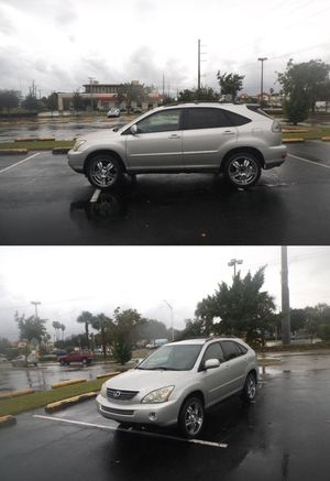 Lexus rx400h AWD!!!!Hybrid save gas! Navigation, leather 4x4 for Sale in Hollywood, FL