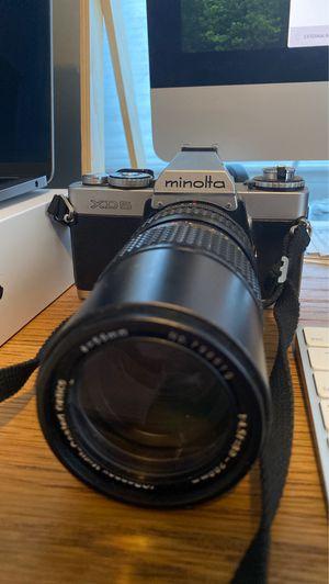 Minolta XD5 Film Camera for Sale in Coral Gables, FL