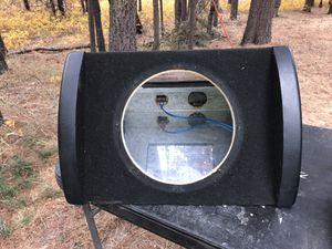 """Kenwood excelon 12"""" sub box for Sale in Bend, OR"""