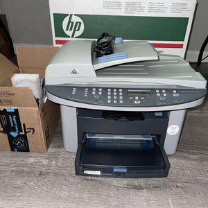 HP LaserJet Printer, Scanner, Fax, Copier W/ Ink for Sale in Tempe, AZ