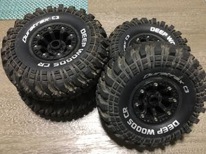 Rc wheels and tires 2.2 for Sale in Swatara, PA