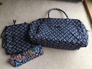 VERA BRADLEY TRAVEL BAG & ACCESSORIES for Sale in Westminster, CO