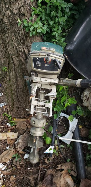 boat motor for Sale in Collinsville, IL