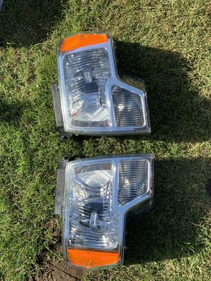 Ford F-150 09-14 OEM Headlights for Sale in Watsonville, CA