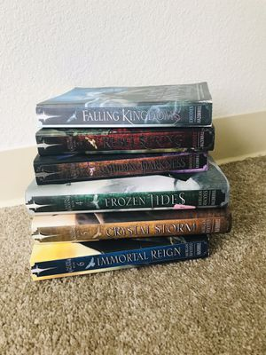 The Falling Kingdoms series for Sale in Aurora, CO