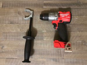 New Milwaukee Fuel ⛽ Hammer Drill for Sale in North Miami Beach, FL