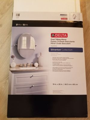 Delta Tilting Mirror for Sale in Fairfax, VA