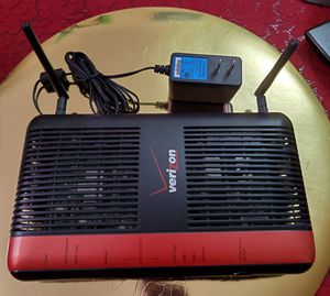 ACTIONTEC MI424WR REV.I ROUTER VERIZON FIOS WIRELESS INTERNET for Sale in Arlington, VA