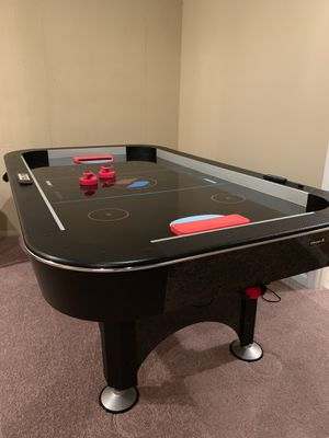 Air hockey table for Sale in Charlotte, NC