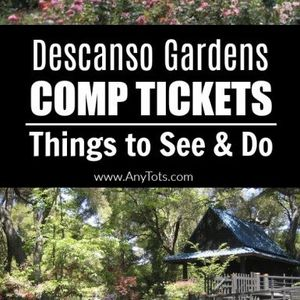 Descanso Garden Tickets for Sale in Torrance, CA