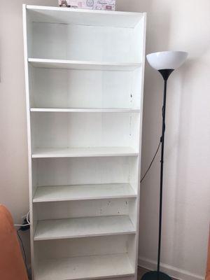 Ikea Billy White Bookshelves for Sale in San Jose, CA