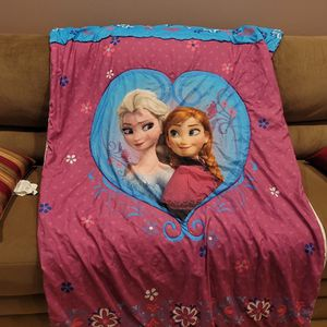 Toddler Disney Frozen Comforter for Sale in Wantagh, NY