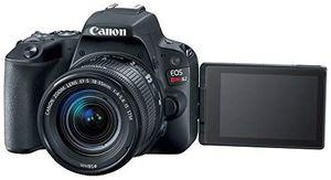 camara canon rebel sl2 for Sale in Orlando, FL