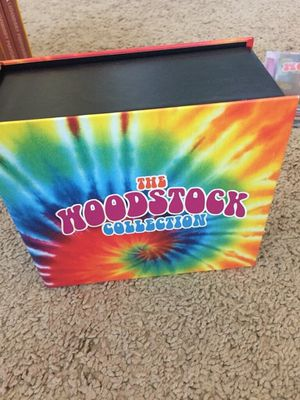 Woodstock 10 Disc CD Collection NEW for Sale in Oakley, CA