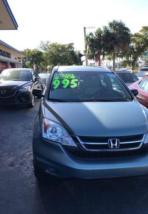 2011 Honda CRV for Sale in Plantation, FL