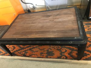 Coffee Table for Sale in Spanish Fork, UT