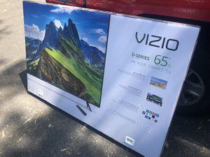 "VIZIO D65X-G4 65"" 4K UHD HDR LED SMART TV 2160P *FREE DELIVERY* for Sale in Everett, WA"