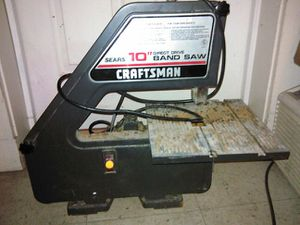 Craftsman band saw for Sale in Boston, MA