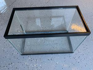 20 Gallon Glass Aquarium Cage for Sale in Mechanicsburg, PA
