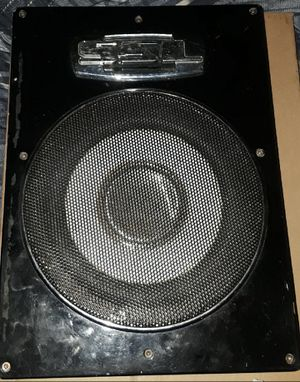 SSL amplified subwoofer for Sale in Oakland, CA