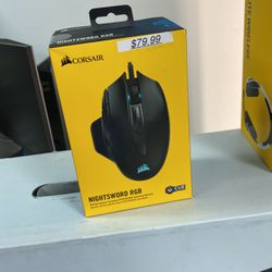 Nightsword Rgb Gaming Mouse Brand New for Sale in Columbus,  OH