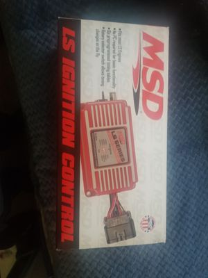 Msd 6014 for any carbureted LS swap for Sale in Dallas, TX